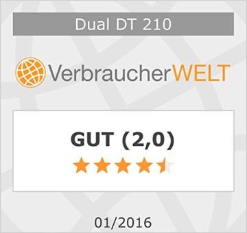 Dual DT 210 -