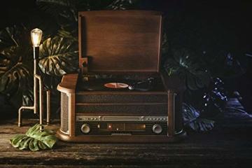 Nostalgie Holz Musikanlage -