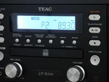 Teac LP-R500 -